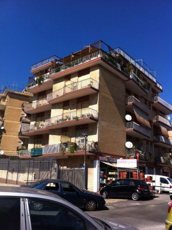 Appartamento in vendita a Roma, Gemelli, 80 mq