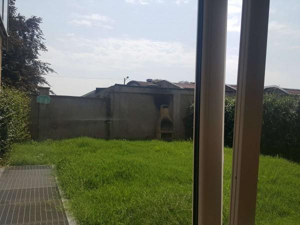 Appartamento in affitto a Grugliasco, Con giardino, 100 mq