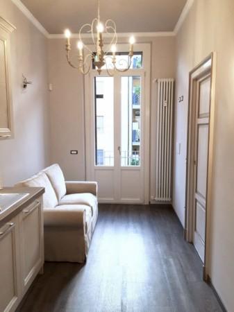 Appartamento in affitto a Milano, Bocconi, Arredato, con giardino, 50 mq