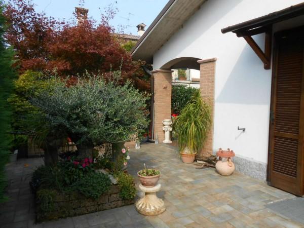 Villa in vendita a Spino d'Adda, Residenziale, Con giardino, 244 mq - Foto 13