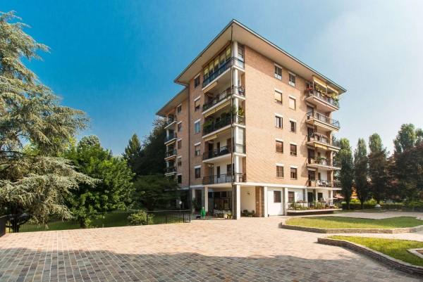 Appartamento in vendita a Moncalieri, Bocciadoro, Con giardino, 98 mq