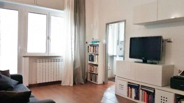 Appartamento in vendita a Roma, Pineta Sacchetti, 45 mq
