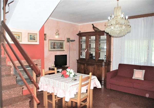 Villetta a schiera in vendita a Candiolo, Centrale, Con giardino, 110 mq