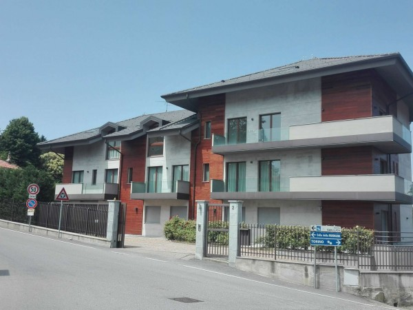 Appartamento in vendita a Pecetto Torinese, Eremo, 200 mq
