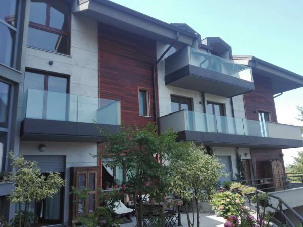 Appartamento in vendita a Pecetto Torinese, Con giardino, 85 mq