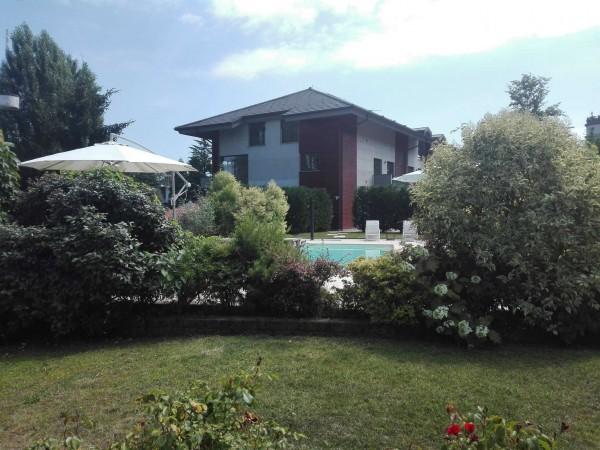 Appartamento in vendita a Pecetto Torinese, Con giardino, 88 mq