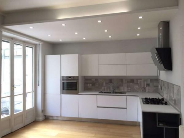 Appartamento in vendita a Torino, Crocetta, 100 mq