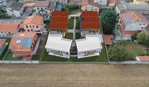 Appartamento in vendita a Travagliato, Vicino Al Centro, 125 mq