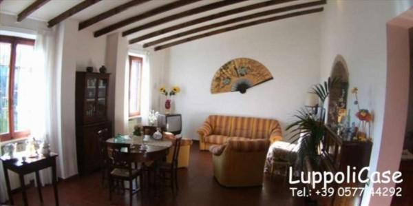 Villa in vendita a Castelnuovo Berardenga, Con giardino, 282 mq - Foto 4