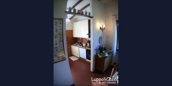 Villa in vendita a Castelnuovo Berardenga, Con giardino, 282 mq - Foto 8