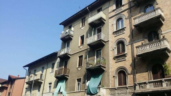 Appartamento in vendita a Torino, Corso Vercelli, 60 mq