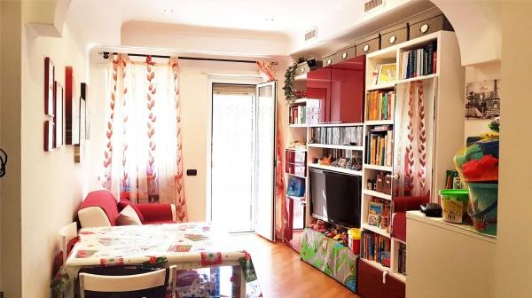 Appartamento in vendita a Roma, Torrevecchia, Con giardino, 59 mq