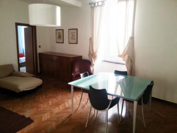 Appartamento in affitto a Genova, Principe, Arredato, 100 mq