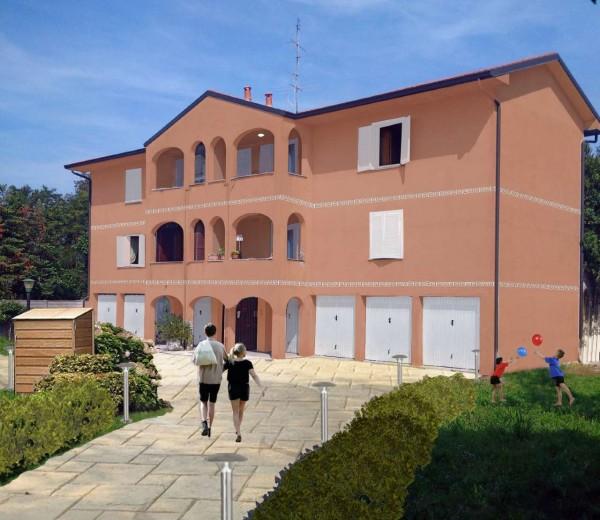 Casa indipendente in vendita a Gorla Minore, Prospiano, Con giardino, 324 mq