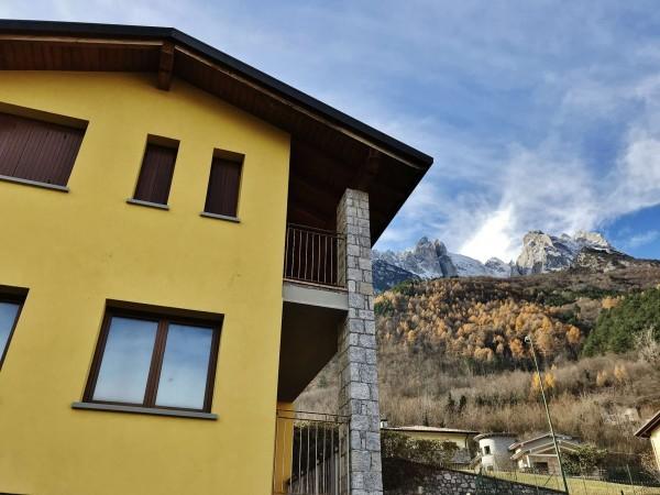 Villa in vendita a Cerveno, Centro, Con giardino, 161 mq