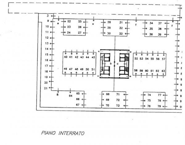 Negozio in vendita a Padova, Padovauno, 1222 mq - Foto 3
