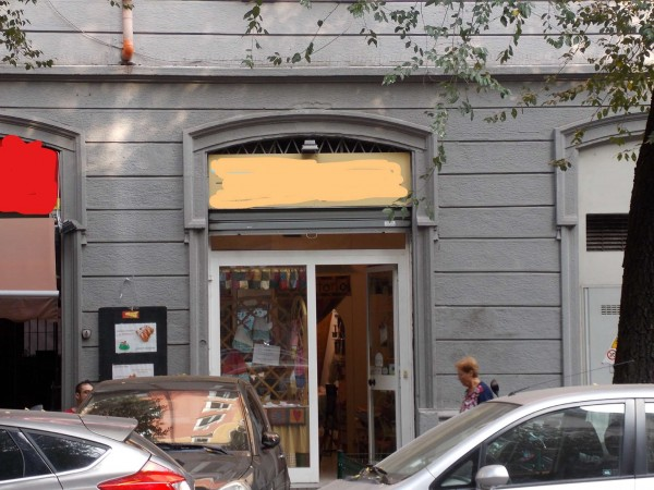 Negozio in affitto a Milano, 45 mq