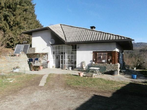 Casa indipendente in vendita a Torino, Collina, Con giardino, 110 mq