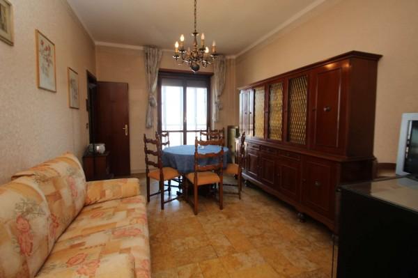 Appartamento in vendita a Torino, Rebaudengo, Arredato, 72 mq