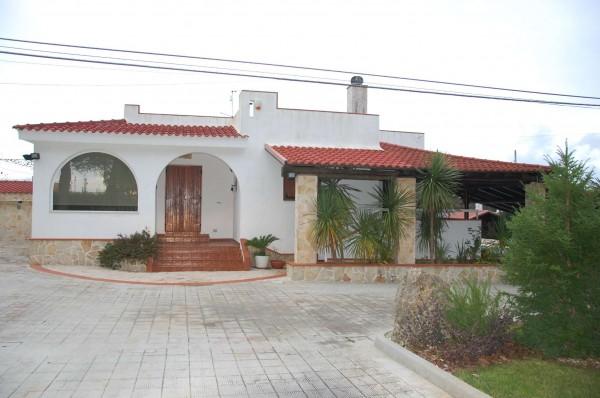 Villa in vendita a Martina Franca, Contrada Paretone, Con giardino, 350 mq - Foto 24