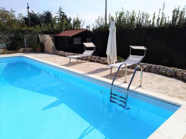Villa in vendita a Martina Franca, Contrada Paretone, Con giardino, 350 mq