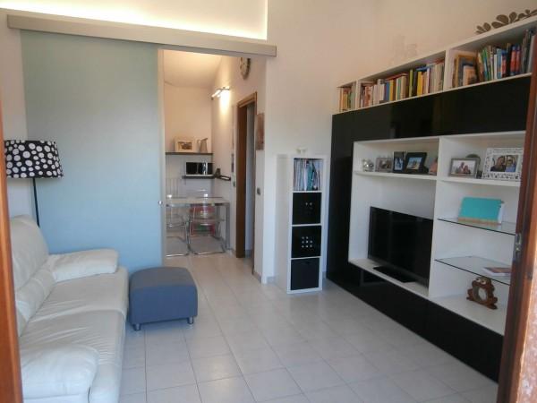 Appartamento in vendita a Sant'Agata Bolognese, Arredato, 90 mq