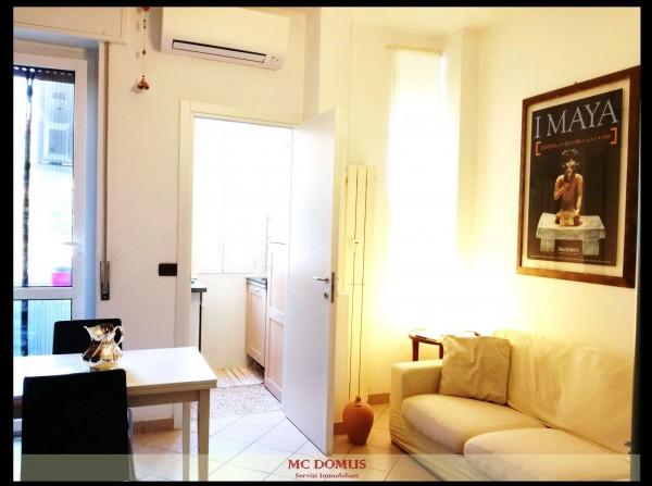Appartamento in vendita a Milano, Piazza Melozzo Da Forlì, 52 mq