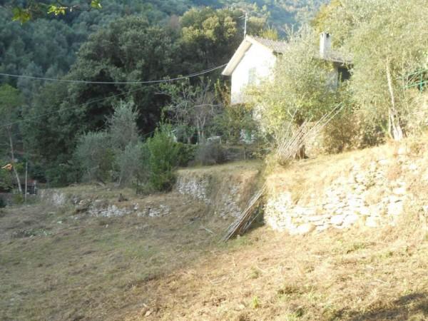 Casa indipendente in vendita a Rapallo, Adiacenze Via Carcassoni, Con giardino, 70 mq - Foto 20