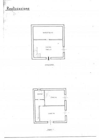 Casa indipendente in vendita a Rapallo, Adiacenze Via Carcassoni, Con giardino, 70 mq - Foto 2