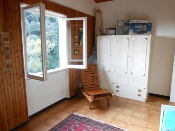 Casa indipendente in vendita a Rapallo, Adiacenze Via Carcassoni, Con giardino, 70 mq - Foto 35
