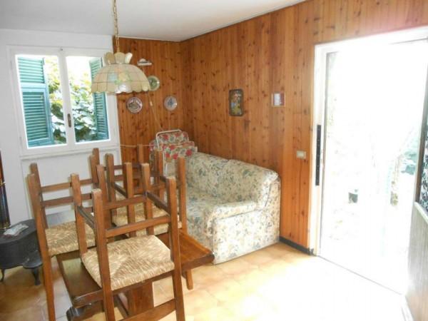 Casa indipendente in vendita a Rapallo, Adiacenze Via Carcassoni, Con giardino, 70 mq - Foto 49