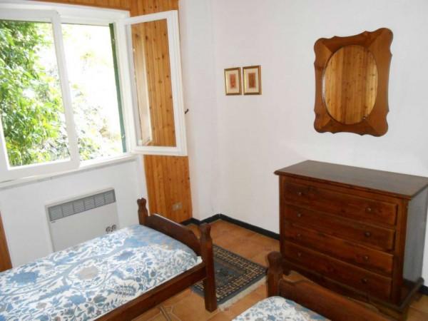 Casa indipendente in vendita a Rapallo, Adiacenze Via Carcassoni, Con giardino, 70 mq - Foto 28