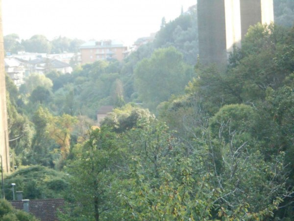 Casa indipendente in vendita a Rapallo, Adiacenze Via Carcassoni, Con giardino, 70 mq - Foto 7