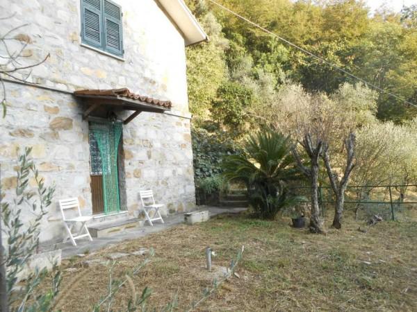 Casa indipendente in vendita a Rapallo, Adiacenze Via Carcassoni, Con giardino, 70 mq - Foto 30