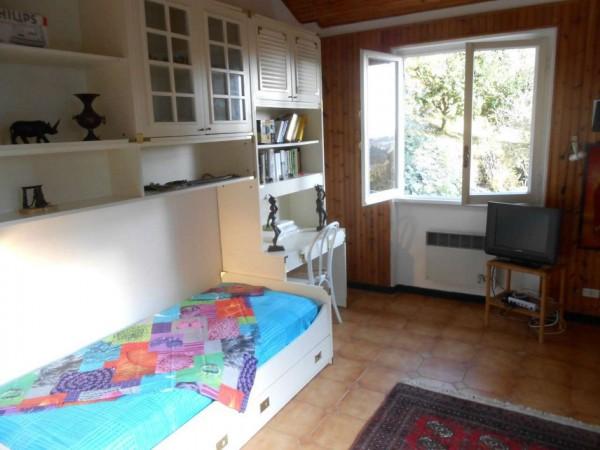 Casa indipendente in vendita a Rapallo, Adiacenze Via Carcassoni, Con giardino, 70 mq - Foto 27