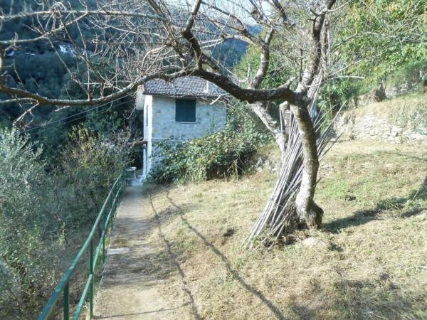 Casa indipendente in vendita a Rapallo, Adiacenze Via Carcassoni, Con giardino, 70 mq - Foto 31