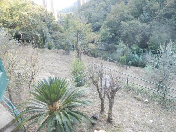 Casa indipendente in vendita a Rapallo, Adiacenze Via Carcassoni, Con giardino, 70 mq - Foto 8