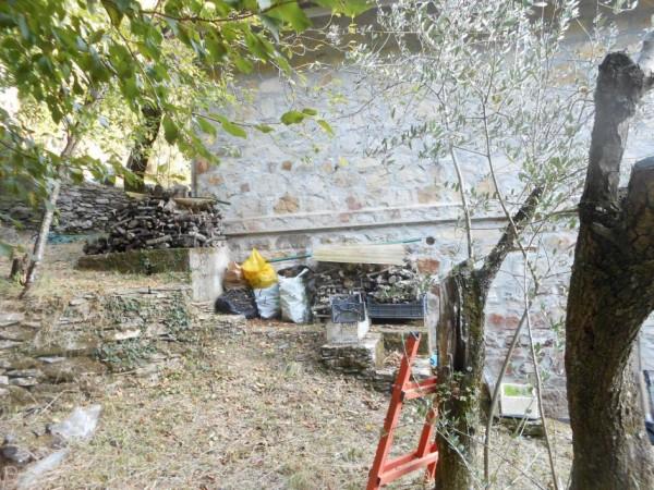 Casa indipendente in vendita a Rapallo, Adiacenze Via Carcassoni, Con giardino, 70 mq - Foto 12