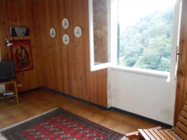 Casa indipendente in vendita a Rapallo, Adiacenze Via Carcassoni, Con giardino, 70 mq - Foto 36