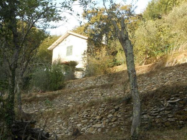 Casa indipendente in vendita a Rapallo, Adiacenze Via Carcassoni, Con giardino, 70 mq - Foto 23
