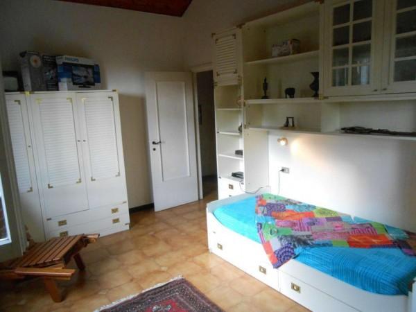 Casa indipendente in vendita a Rapallo, Adiacenze Via Carcassoni, Con giardino, 70 mq - Foto 38