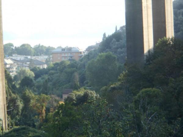Casa indipendente in vendita a Rapallo, Adiacenze Via Carcassoni, Con giardino, 70 mq - Foto 6