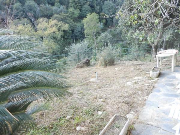 Casa indipendente in vendita a Rapallo, Adiacenze Via Carcassoni, Con giardino, 70 mq - Foto 14