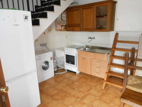 Casa indipendente in vendita a Rapallo, Adiacenze Via Carcassoni, Con giardino, 70 mq - Foto 48