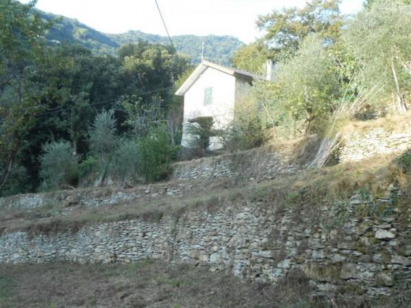 Casa indipendente in vendita a Rapallo, Adiacenze Via Carcassoni, Con giardino, 70 mq - Foto 22