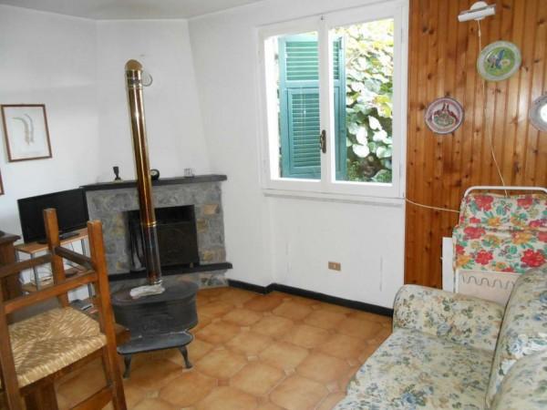 Casa indipendente in vendita a Rapallo, Adiacenze Via Carcassoni, Con giardino, 70 mq - Foto 45