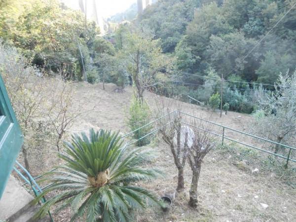 Casa indipendente in vendita a Rapallo, Adiacenze Via Carcassoni, Con giardino, 70 mq - Foto 11