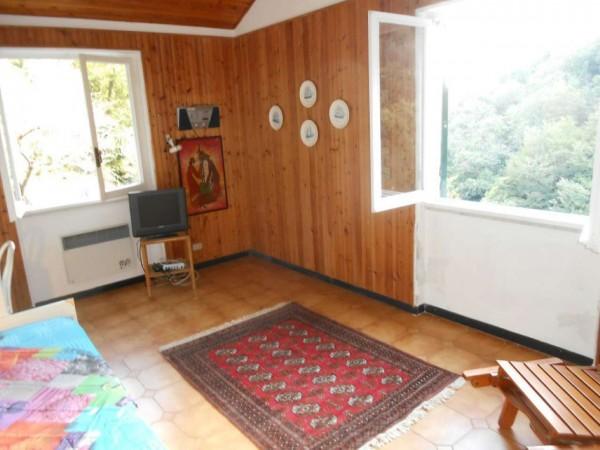 Casa indipendente in vendita a Rapallo, Adiacenze Via Carcassoni, Con giardino, 70 mq - Foto 39