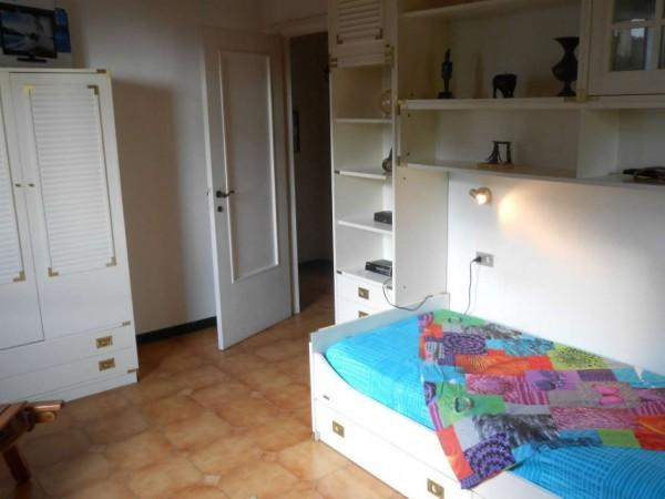 Casa indipendente in vendita a Rapallo, Adiacenze Via Carcassoni, Con giardino, 70 mq - Foto 37