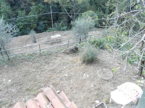 Casa indipendente in vendita a Rapallo, Adiacenze Via Carcassoni, Con giardino, 70 mq - Foto 10